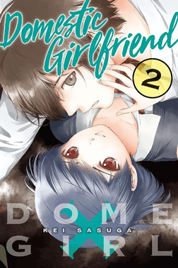 Domestic Girlfriend Volume 2-電子書籍