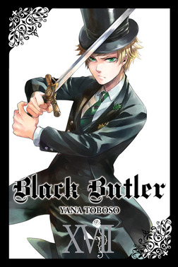 Black Butler, Vol. 17-電子書籍