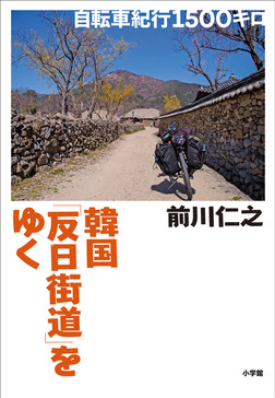 韓国「反日街道」をゆく~自転車紀行1500キロ~-電子書籍