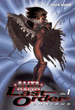 Battle Angel Alita: Last Order Omnibus 1-電子書籍