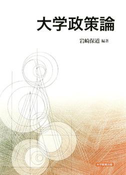 大学政策論-電子書籍