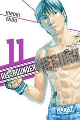 All-Rounder Meguru Volume 11