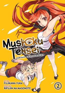 Mushoku Tensei: Jobless Reincarnation Vol. 2