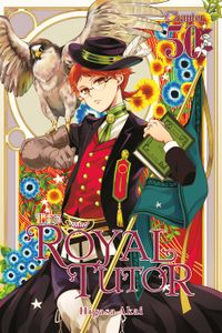 The Royal Tutor, Chapter 50