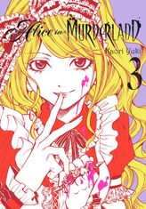Alice in Murderland, Vol. 3