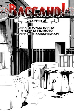 Baccano!, Chapter 21