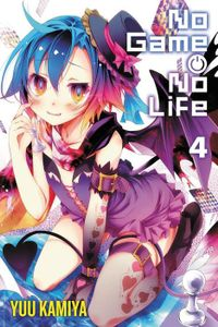 No Game No Life, Vol. 4