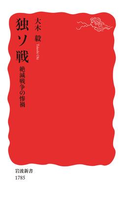 独ソ戦 絶滅戦争の惨禍-電子書籍