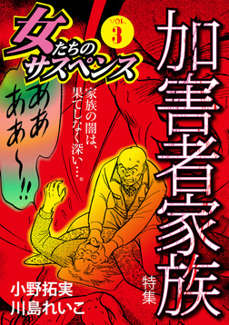 女たちのサスペンス vol.3加害者家族-電子書籍