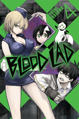 Blood Lad, Vol. 4