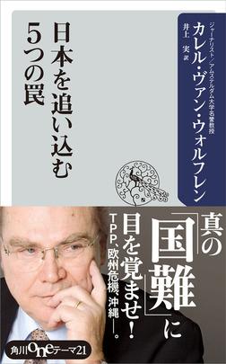 日本を追い込む5つの罠-電子書籍