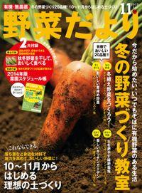 野菜だより2013年11月号