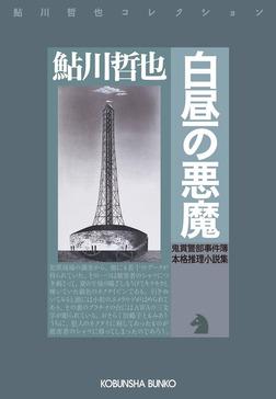 白昼の悪魔~鬼貫警部事件簿~-電子書籍