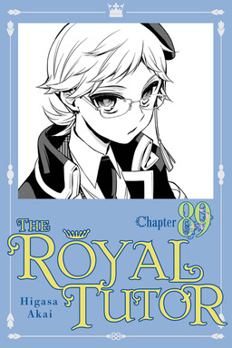 The Royal Tutor, Chapter 89