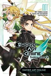 Sword Art Online: Fairy Dance, Vol. 1