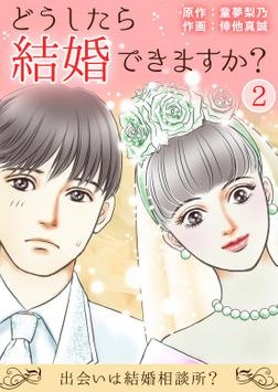 どうしたら結婚できますか?~出会いは結婚相談所?~ 2-電子書籍