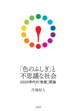「色のふしぎ」と不思議な社会 ――2020年代の「色覚」原論-電子書籍