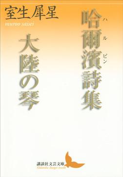 哈爾濱詩集 大陸の琴-電子書籍