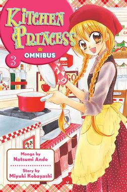 Kitchen Princess Omnibus 3-電子書籍