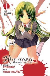 Higurashi When They Cry: Eye Opening Arc, Vol. 1