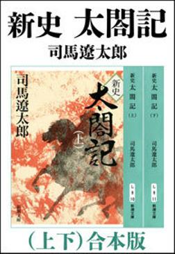 新史 太閤記(上下) 合本版-電子書籍