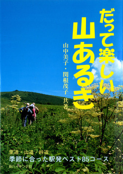 だって楽しい山あるき : 季節に合った駅発ベスト85コース : 里道・山道・峠道-電子書籍