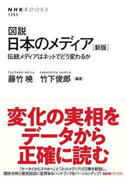 図説 日本のメディア [新版] 伝統メディアはネットでどう変わるか-電子書籍