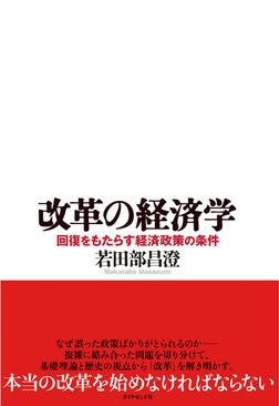改革の経済学-電子書籍
