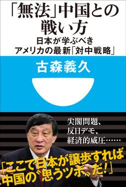 「無法」中国との戦い方 日本が学ぶべきアメリカの最新「対中戦略」(小学館101新書)-電子書籍