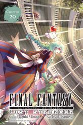 Final Fantasy Lost Stranger, Chapter 20