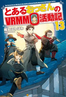 とあるおっさんのVRMMO活動記13-電子書籍