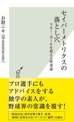 セイバーメトリクスの落とし穴~マネー・ボールを超える野球論~-電子書籍
