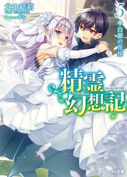 精霊幻想記 5.白銀の花嫁-電子書籍