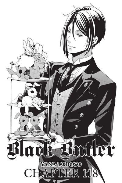 Black Butler, Chapter 118