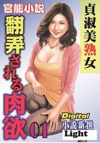 貞淑美熟女 翻弄される肉欲01