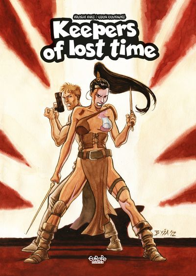 Keepers of Lost Time