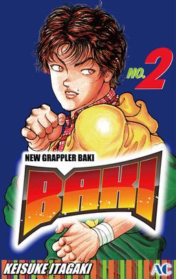 BAKI, Volume 2