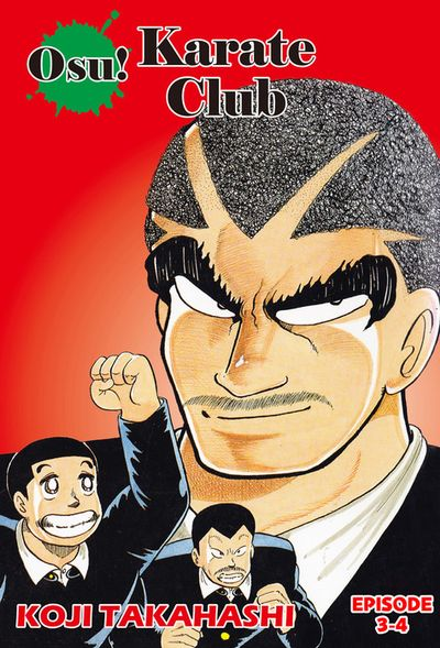 Osu! Karate Club, Episode 3-4