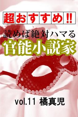 【超おすすめ!!】読めば絶対ハマる官能小説家vol.11橘真児-電子書籍