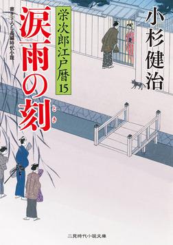 涙雨の刻 栄次郎江戸暦15-電子書籍