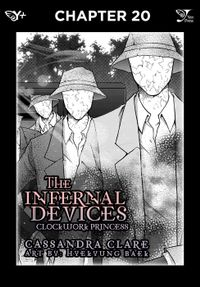 The Infernal Devices: Clockwork Princess, Chapter 20