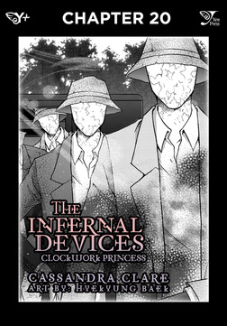 The Infernal Devices: Clockwork Princess, Chapter 20-電子書籍