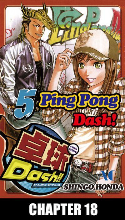 Ping Pong Dash!, Chapter 18