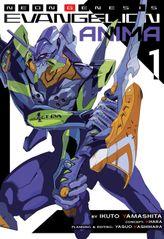 Neon Genesis Evangelion: ANIMA Vol. 1
