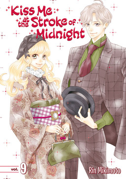 Kiss Me At the Stroke of Midnight Volume 9