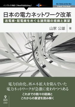 日本の電力ネットワーク改革 送電線・配電線をめぐる諸問題の経緯と展望-電子書籍