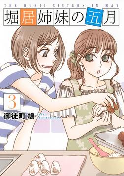 堀居姉妹の五月(3)-電子書籍