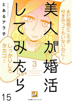 美人が婚活してみたら【分冊版】15-電子書籍