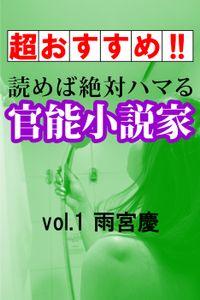 【超おすすめ!!】読めば絶対ハマる官能小説家vol.1雨宮慶