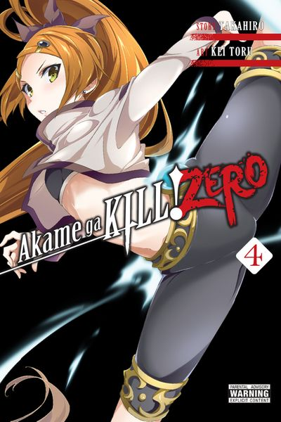 Akame ga KILL! ZERO, Vol. 4